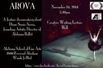 AROVA Documentary postcard 2014